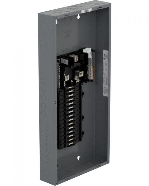 Caja con interior para centro de carga de 30 polos. 200 A. Monofásico