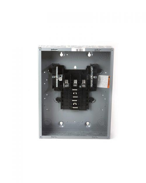 Caja con interior para centro de carga de 12 polos. 125 A. Trifásico