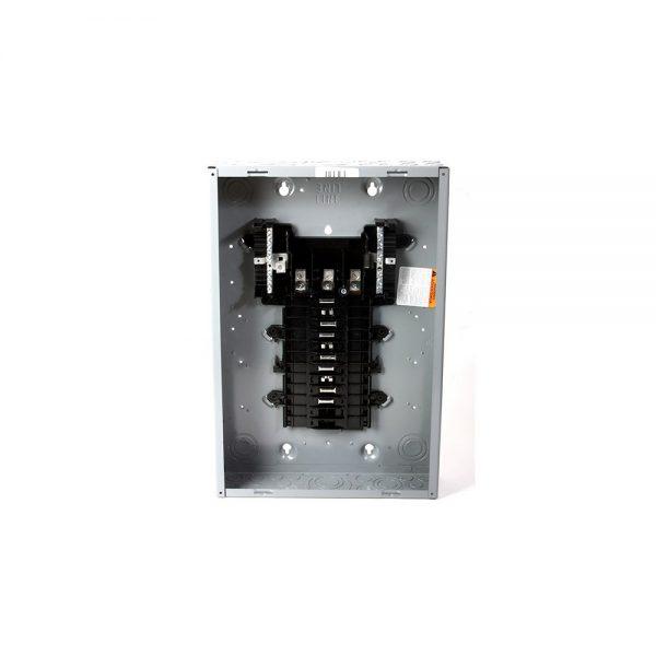 Caja con interior para centro de carga de 20 polos. 125 A. Trifásico