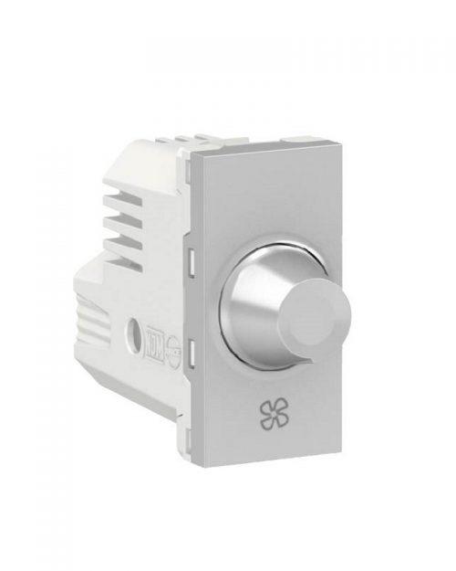 Control de velocidad para ventilador, 150W 127Vca. Aluminio