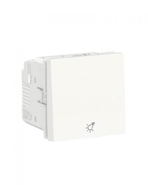 Dimmer pulsado digital. 500W 127Vca. Blanco