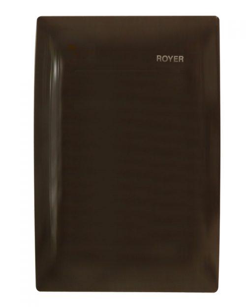 PLACA CIEGA CHOCOLATE | ROYER 100