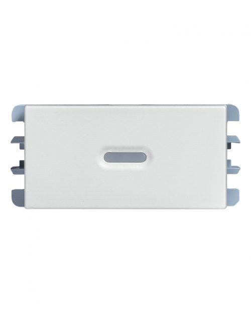 INTERRUPTOR 3 VIAS C/LED BLANCO S26 | Simon 26 | CODIGO 2600204-030