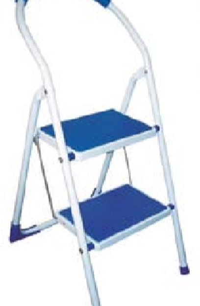 ESCALERA  PRACTIK 2 ESC COLOR AZUL