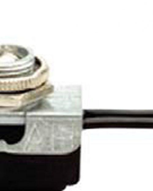 80565C | INTERRUPTOR DE 1 POLO 1TIPO 2 POSICIONES, 3/6 A. TERRMINAL CABLE | ARROW HART