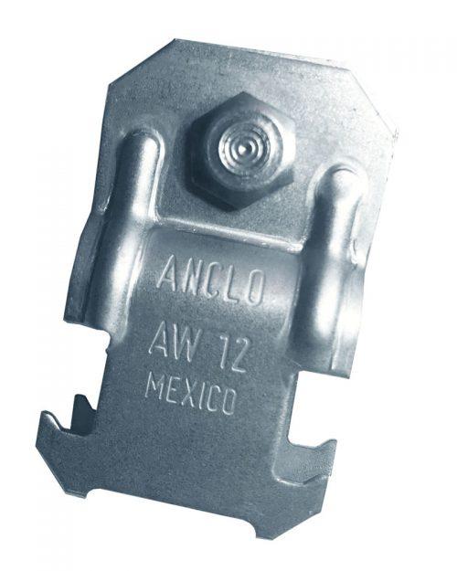 "Abrazadera Unicanal p/Conduit EMT 13 mm (1/2"")  | ANCLO"