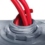 Contratuerca Metalica Zamac de 13 mm ( 1 / 2 )    ANCLO