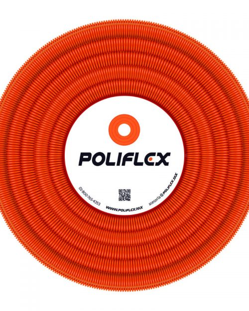 """POLIFLEX PAD DE 1 1/4"""" ROLLO DE 50 METROS"""