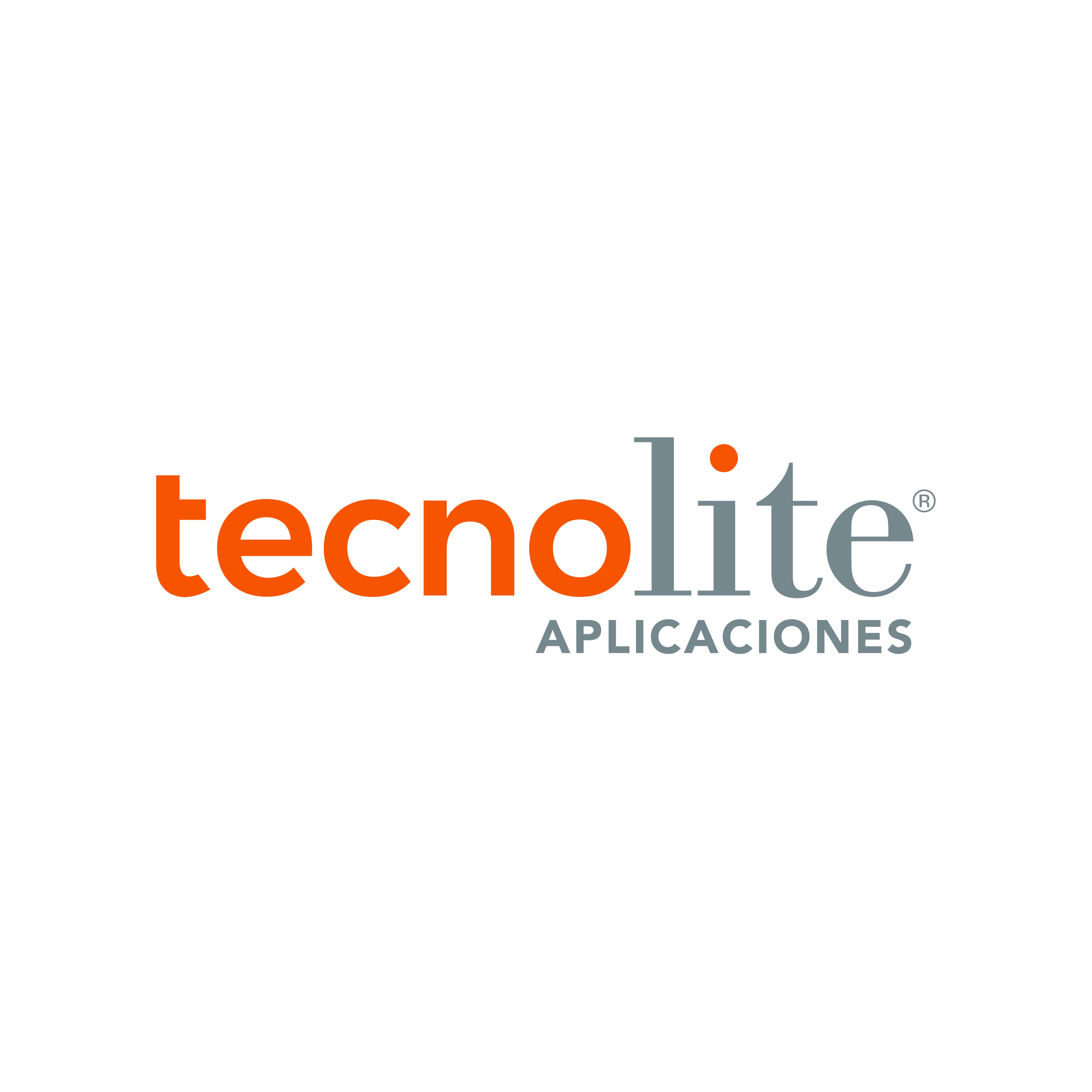 Tecnolite Aplicaciones