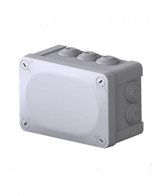 CAJA ESTANCAS IP 55 150X105X80 CON CONOS Y TAPA A PRESION | ROYER