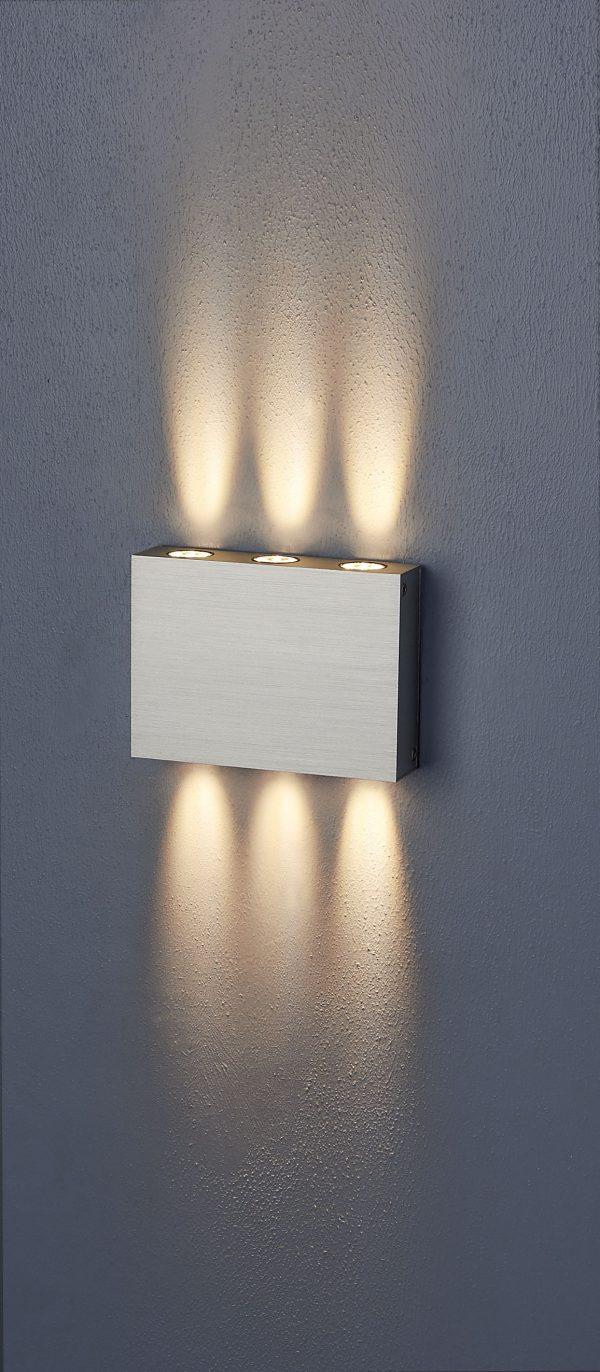 Colina I | EXTERIOR MUROS LED 6W100-240V3000K | Tecnolite