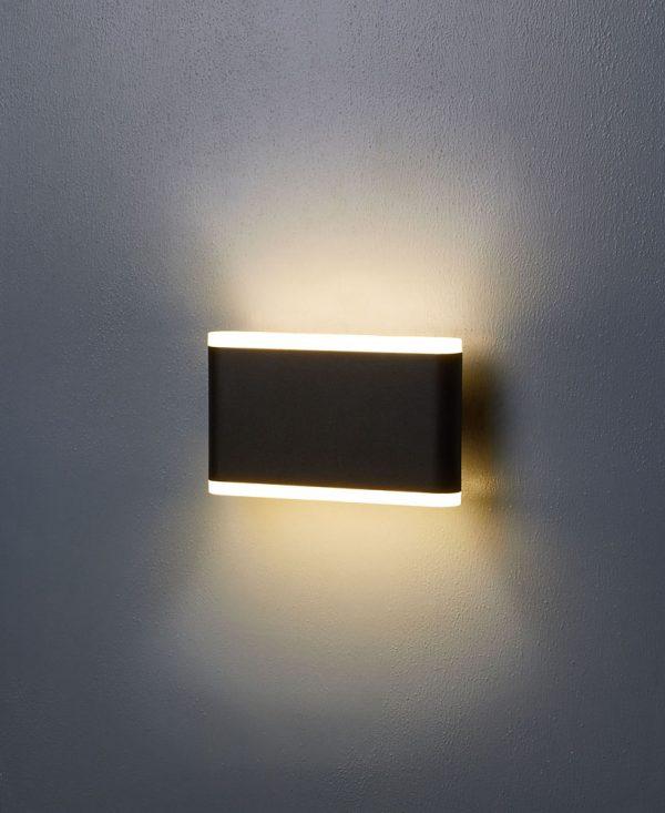 Acanthus | EXTERIOR MUROS LED 12W100-240V3000K | Tecnolite