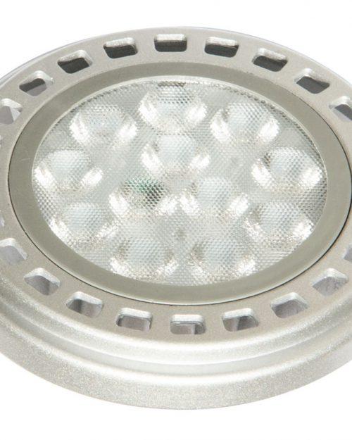 LAMPARA DE LED TIPO AR111 12W 25° LUZ DE DIA 6500K