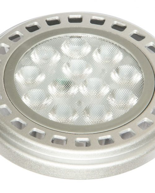 LAMPARA DE LED TIPO AR111 12W 25° BCO CALIDO 2700K