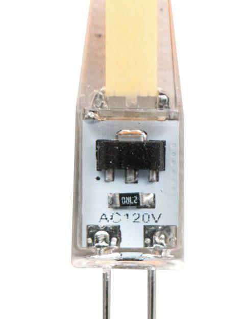LAMPARA DE LEDS 1,5W G4 LUZ DE DIA 6500K