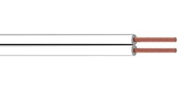 CABLE DUPLEX TIPO POT Y/O SPT DE 2 CONDUCTORES CAL. 14 AWG 300V | KOBREX