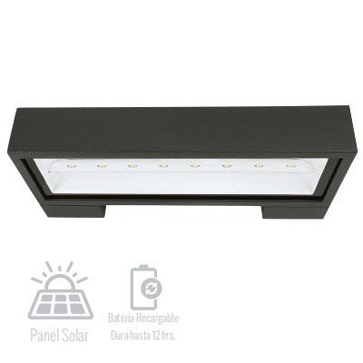 Abou | EXTERIOR SOLARES LED 2.8W3.7 VCC4000K | Tecnolite