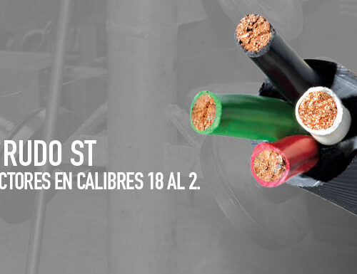 CABLE USO RUDO CAL. 3X10 | IKURA