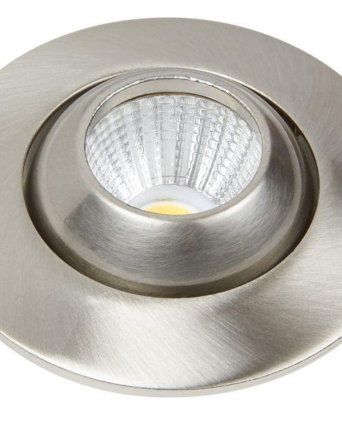 Abeba | INTERIOR EMPOTRADOS LED 4W100-240V3000K | Tecnolite