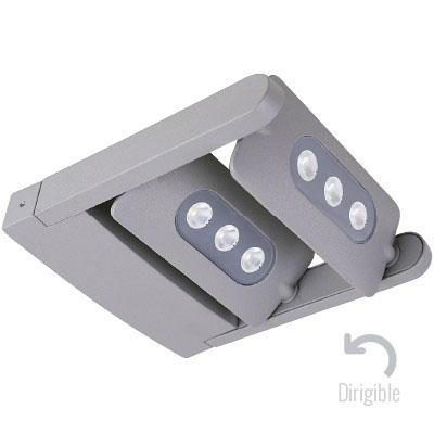 Contra   EXTERIOR MUROS LED 15.5W100-240V3000K   Tecnolite
