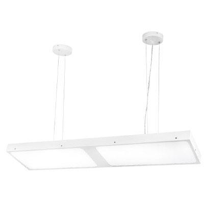 Duplex | INTERIOR SUSPENDIDOS LED40W100-240V4000K | Tecnolite
