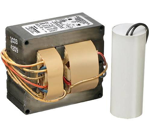 Balastro Magnético Aditivos Metálicos 400W Ansi M59 120/208/240/277V Autorregulado