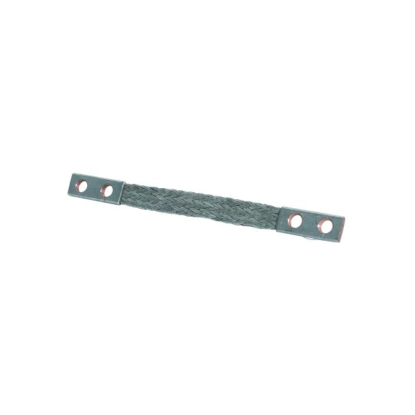 Conector Trenza Flexible Compensar Defectos De Alineacion 225A. Long. 24 Burndy