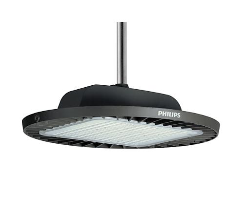 Luminario High Bay - Greenperform III de 155W con flujo luminoso de 20000lm, CCT 4000K,  120-277V~ Distribución NB Ángulo Cerrado