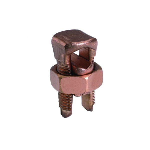 Conector Mecanico De Cobre Calibre 14 A 8, Burndy