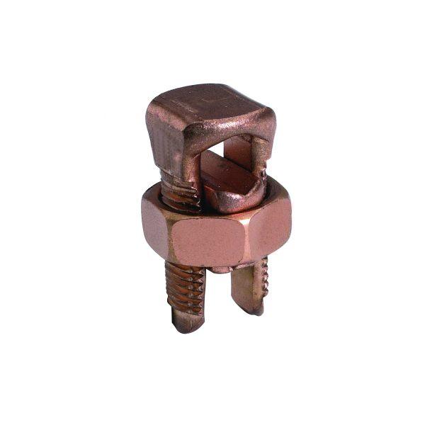 Conector Mecanico De Cobre Calibre 8 A 6 Sol, Burndy