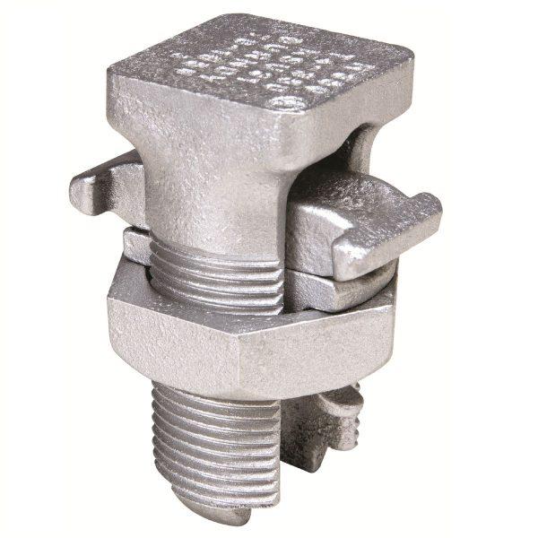 Conector Comb. Cables Al. Y Cu. L. 1 Tre A 250 Mcm Y Der. 8 A 250 Mcm Burndy