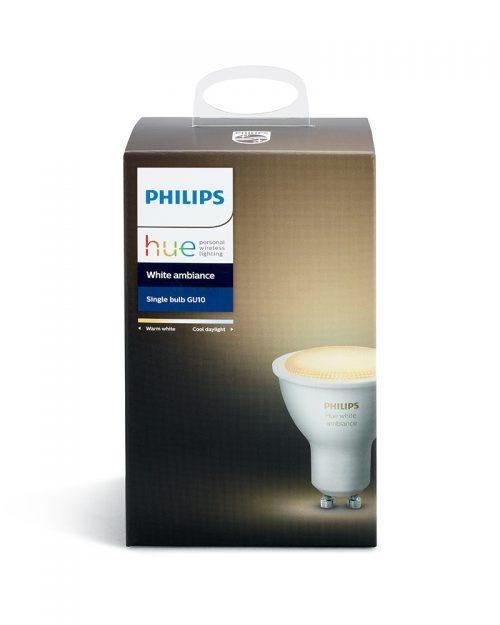 PHILIPS HUE CALIDO A FRIO GU10 5.5W