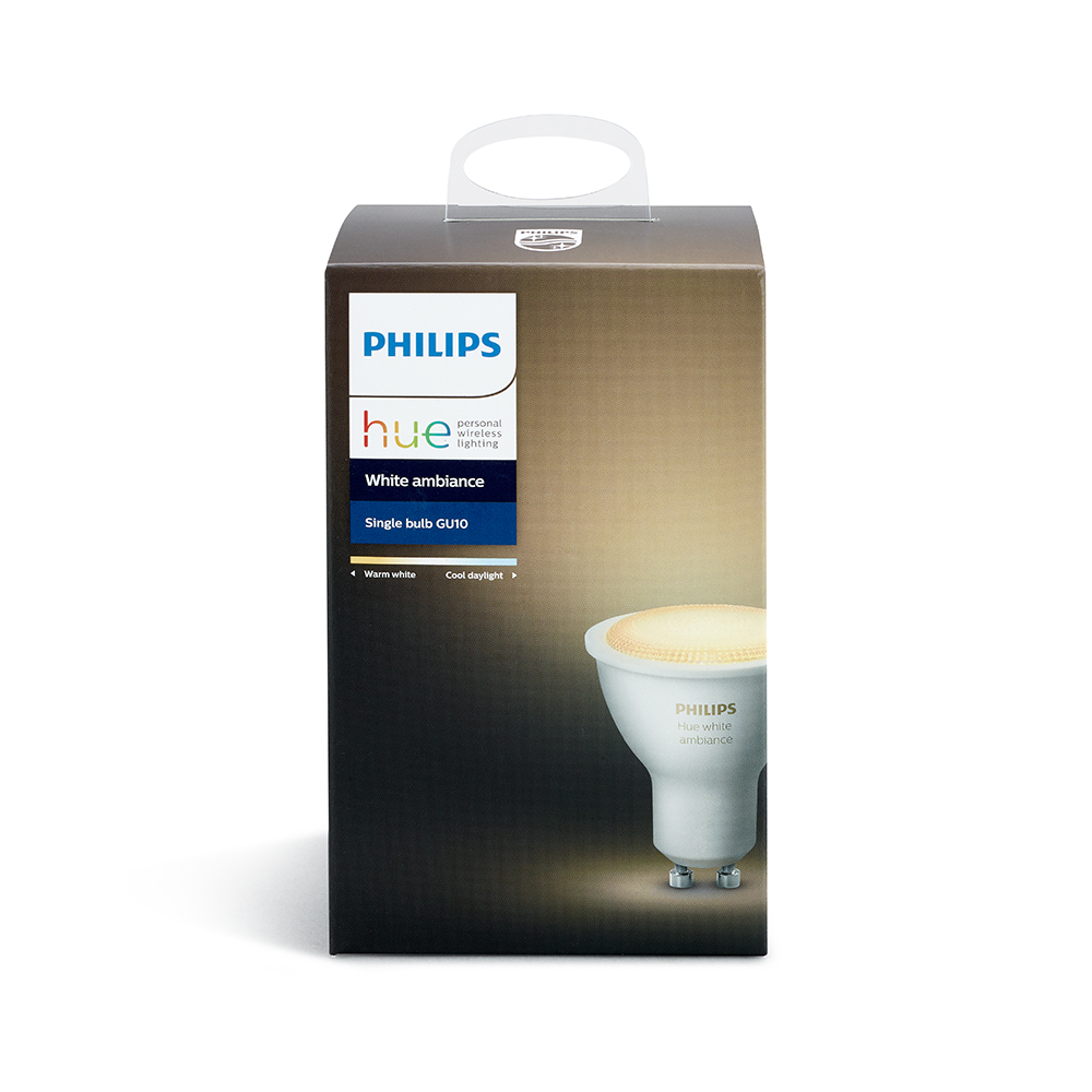 PHILIPS HUE CALIDO A FRIO GU10 5.5W