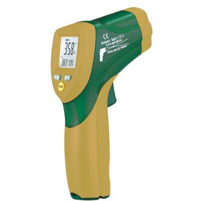 Termometro Digital Infrarojo, Rango De Temperatura De -50°C A +550°C, Resolucion Optica 12:1, Koban